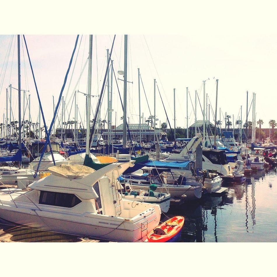 Boats. EyeEm Filter