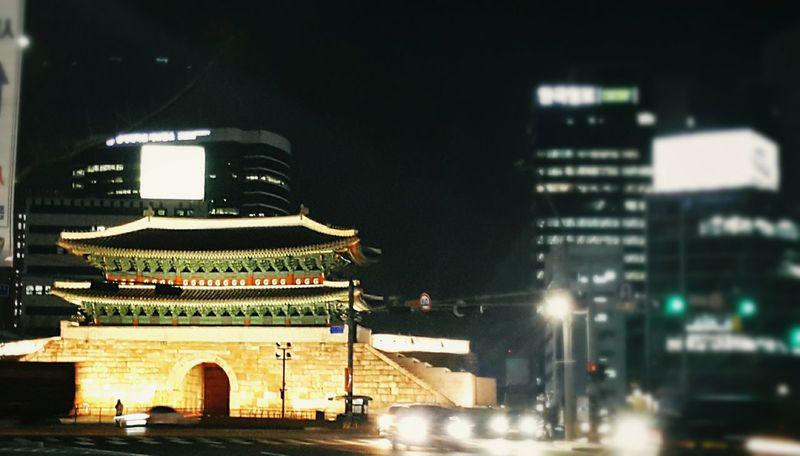 숭례문 Seoul, Korea Sungnyemun
