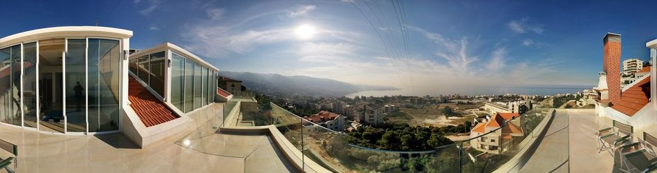 Panoramic View Adma, Lebanon Home