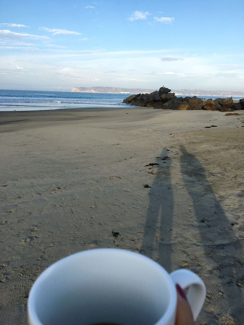 Coffee On The Beach , Thedel Coronado First Eyeem Photo