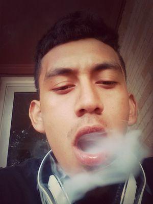 Smoking Kush