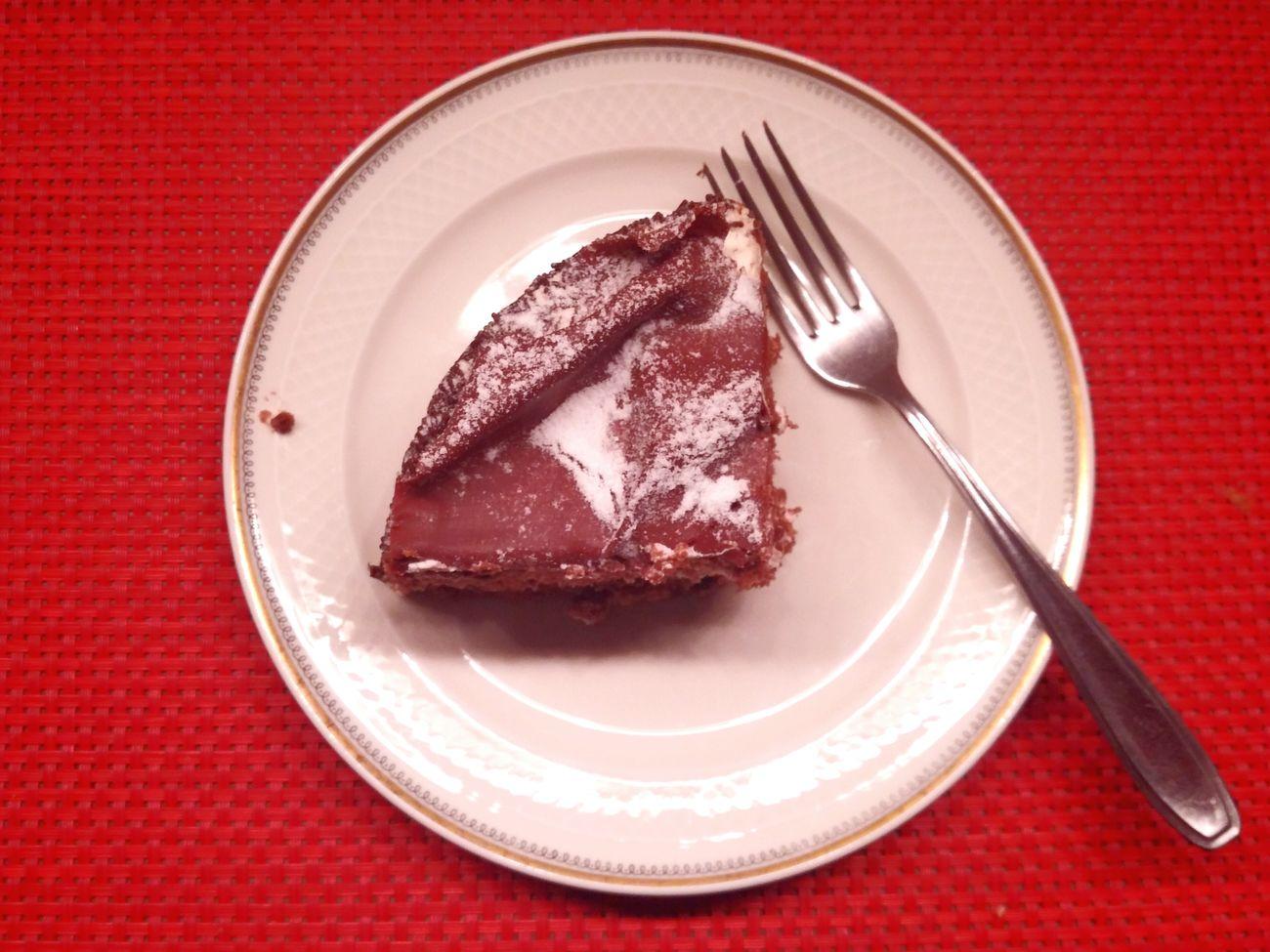 Gnam! Cake Food Foodporn Blackforestcake Sweet Chocolate Dinner Swiss
