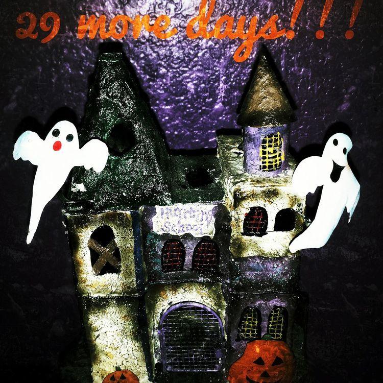 Starting to decorate Ilovehalloween Halloween Decorations