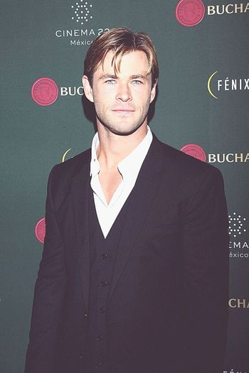 Chris Hemsworth Check This Out First Eyeem Photo
