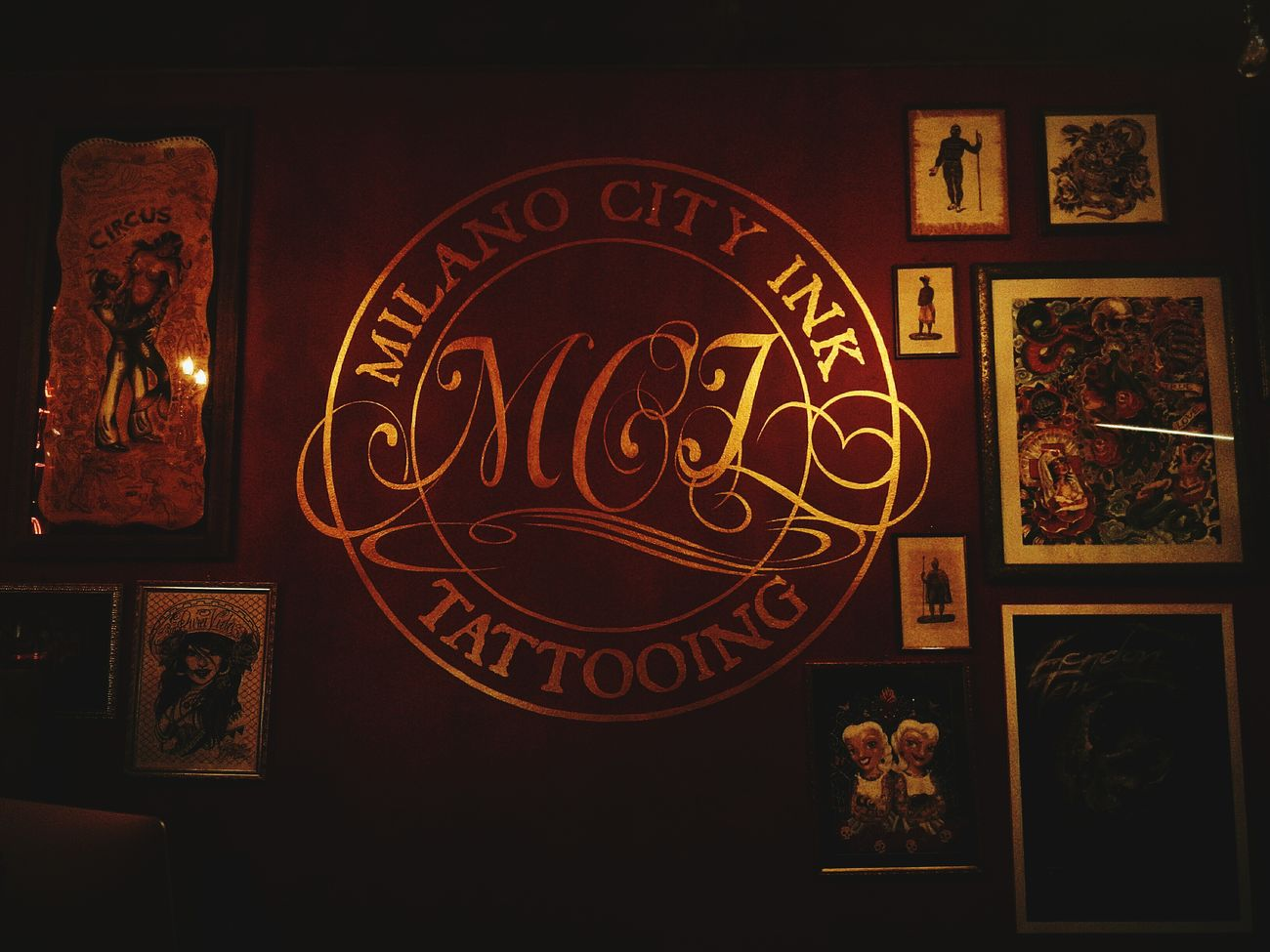 Milanocityink Mcink Tattoos Calligraphy Draw Urbanphotography Randomphotography