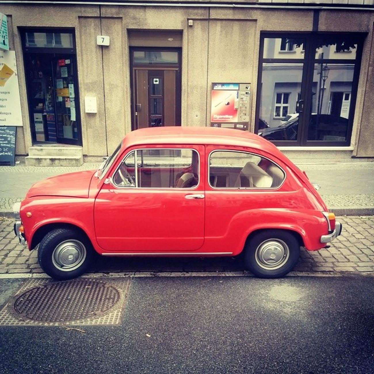 Fiat Altekarrenbattle Oldtimer