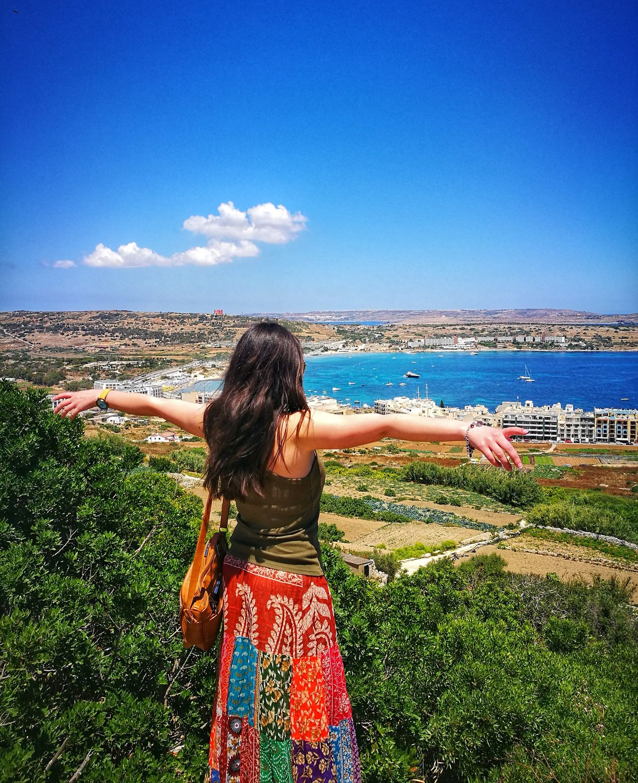 Life Is Beautiful Outdoors Nature Summer Sea And Sky Seascape Photography Freedom Girls Just Wanna Have Fun :) Enjoying The View
