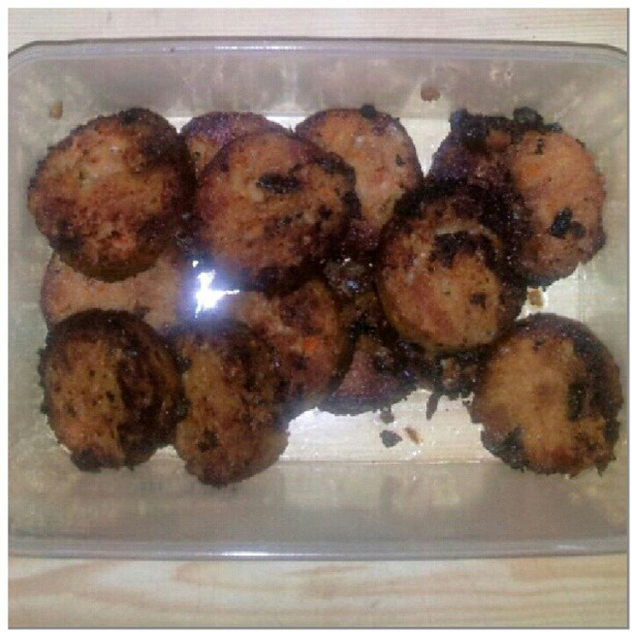 Dinner, fried embutido. Foodie Foodstagram Fooodlover Fooood foodgasm fooodlove foodporn ilovetoeat ilovefood 1stsupperoftheyear