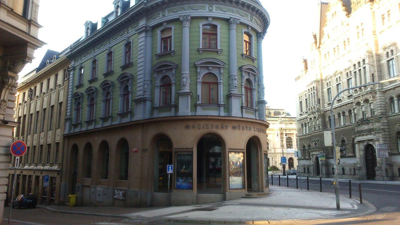 Czech Republic Liberec Vacations Architecture Travel Tourism