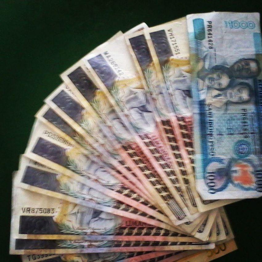 I'LL BUY LOVE. haha joke. Money Php Taptwice