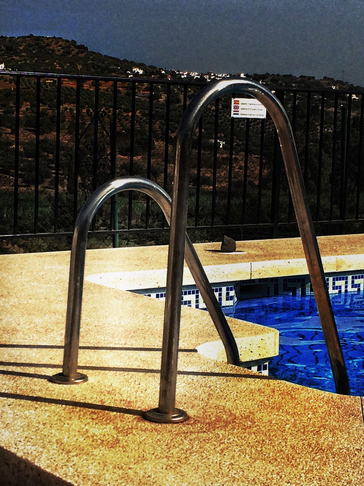 Poolside Pool Steps Spain ♥