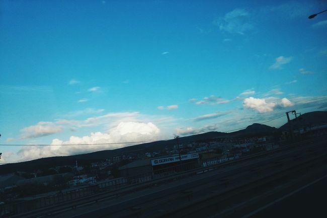 Clouds Blue Beautiful Evka3
