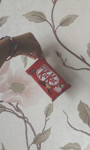KitKat yeah
