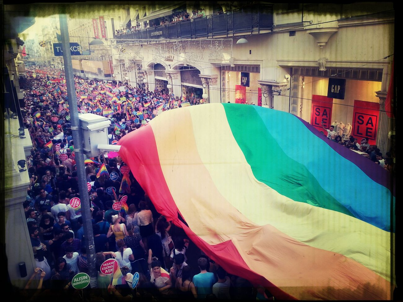 Music Festival Moments By Fltr Magazine 21st ıstanbul Lgbt Pride