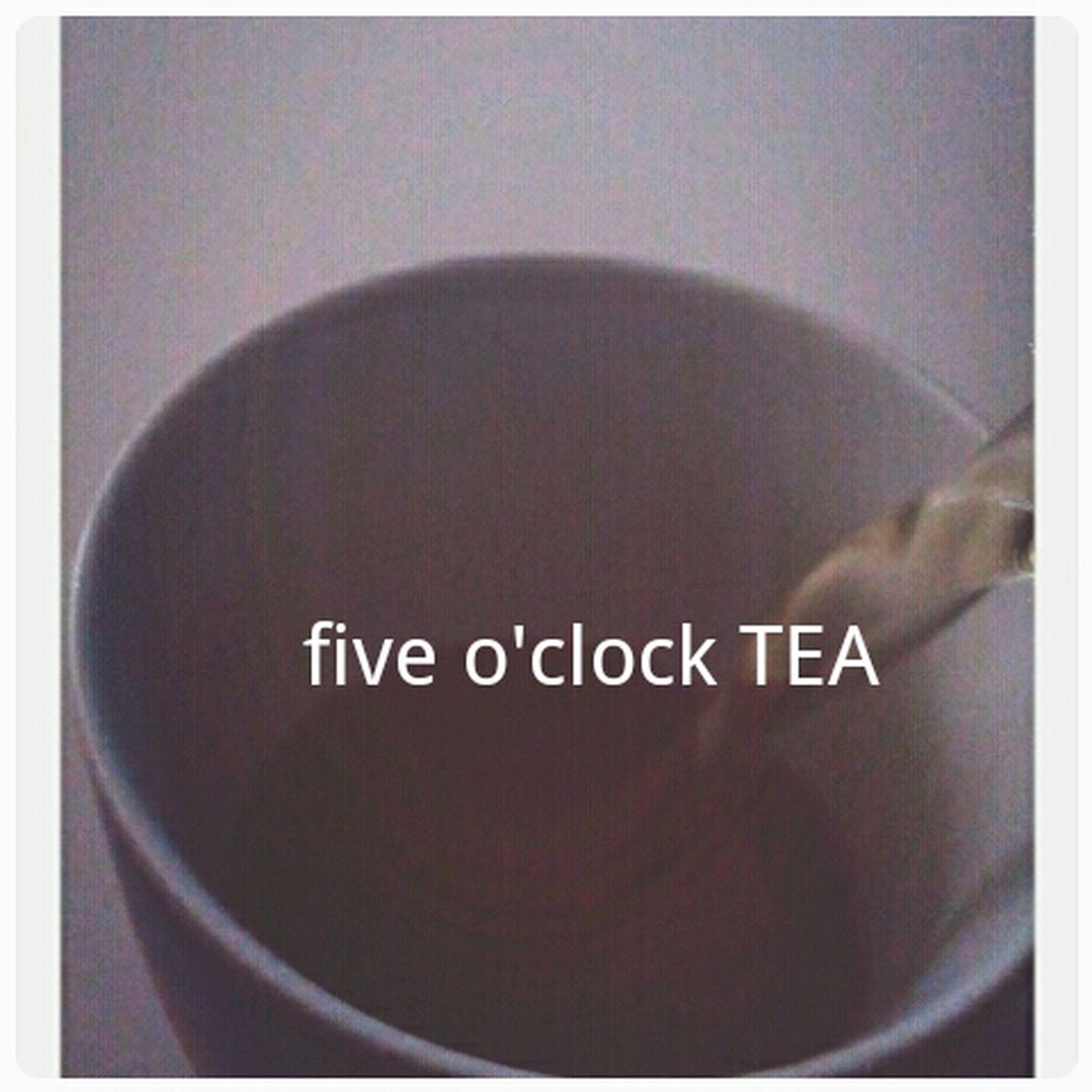 Five O'clockr Tea