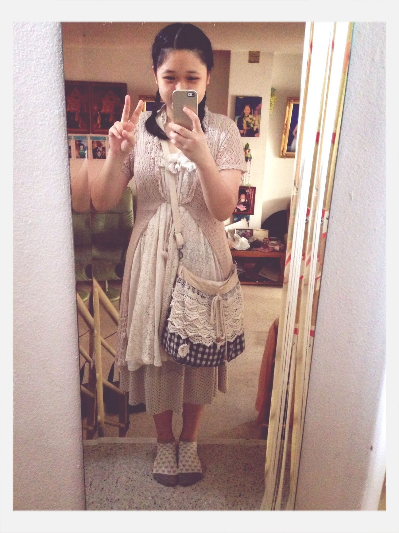 Morigirl Taking Photos That's Me Fashion