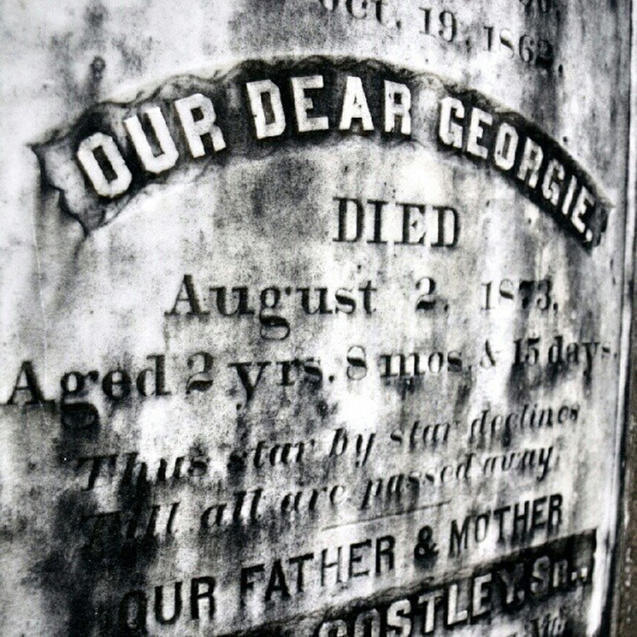Our Dear Georgie. #Nola #neworleans #cemetery #grave #George #Georgie #love #Instagram #saveourcemeteries #picoftheday #pictureoftheday #tombstone Pictureoftheday Neworleans Saveourcemeteries Georgie Love Cemetery George Instagram Tombstone Picoftheday Grave NOLA