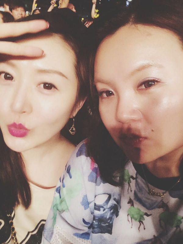 Vocal Concert Taking Photos Yg Family Bigbang