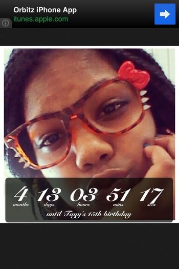 My Birthday Need To Hurry