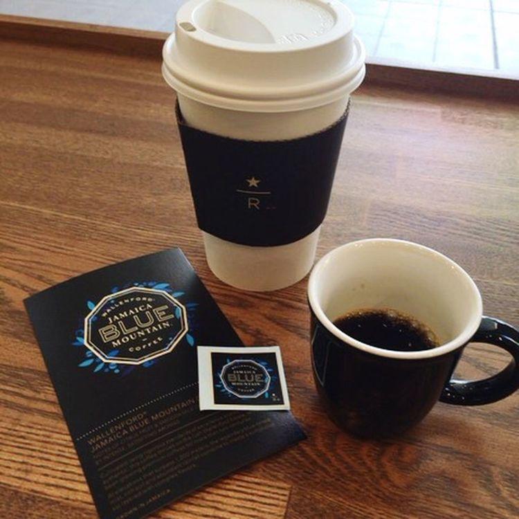 Jamaica Blue Mountain Coffee Starbucks