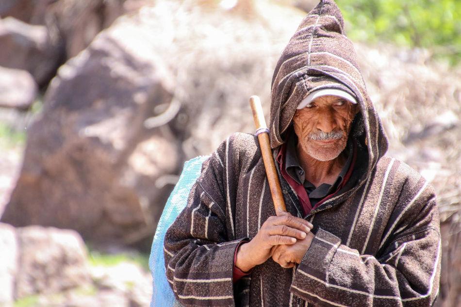 #Atlasgebrige #berge #hoheratlas #Kutte #man #marokko #oldman #wandern My Favorite Photo