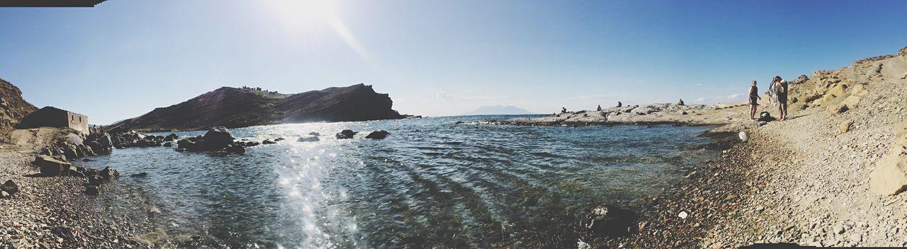 Sea Deniz Gökçeada Imroz çanakkale Yıldızkoy IPhoneography Turkey Vscocam Holiday Water Summertime Island July Looking Earth