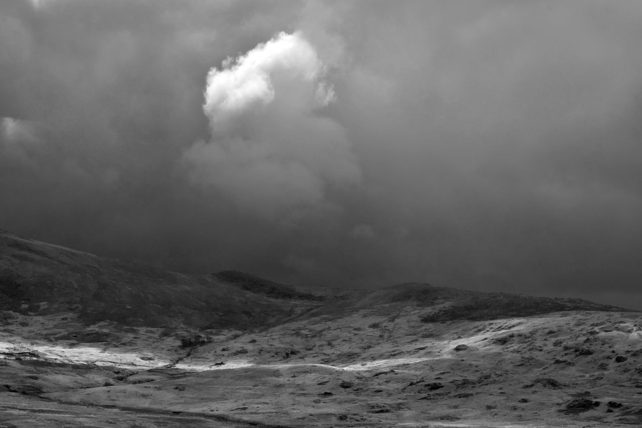 First of the Snowdon Series, inspired by a certain someone... Landscape Ansel Adams Fog Nature Outdoors Mountain Scenics Day Beauty In Nature Sky Clouds Dramatic Sky Dramatic Monochrome Large Format Contrast Light The Great Outdoors - 2017 EyeEm Awards