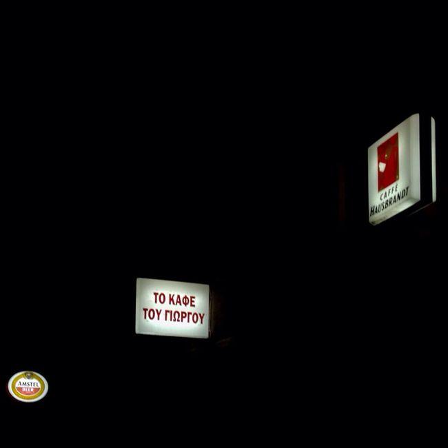 mine EyeEm Best Shots Nocturnal Black Neonsigns Hanging Out Nighthawks Nightphotography Three