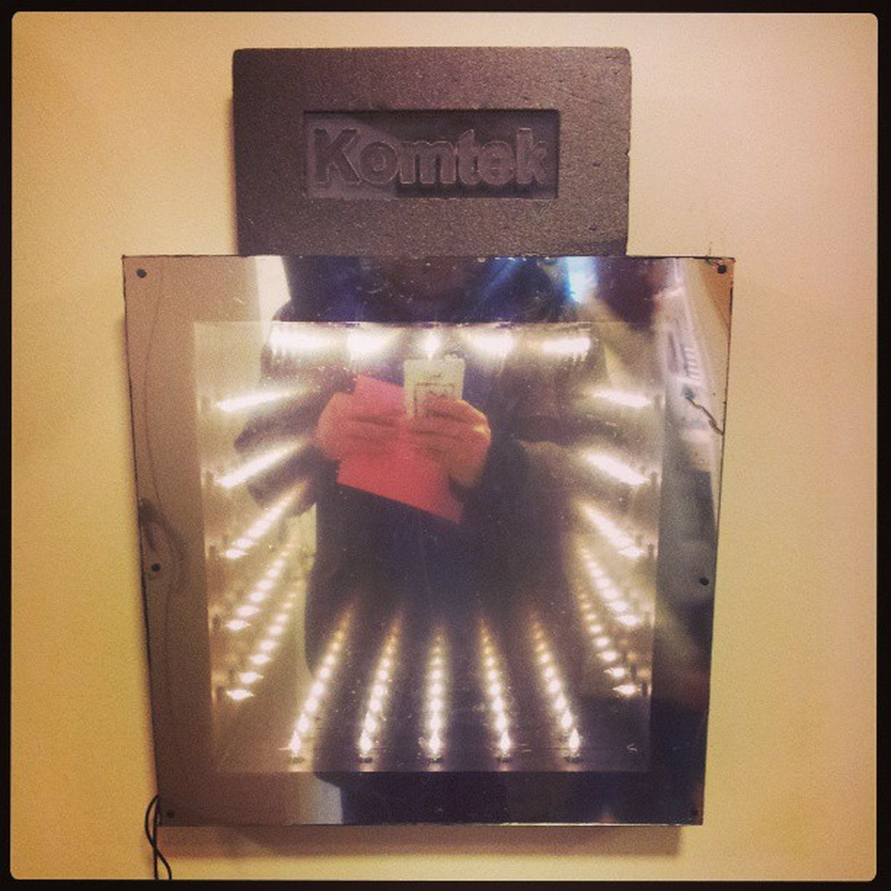 Want to light your oven? Komtek
