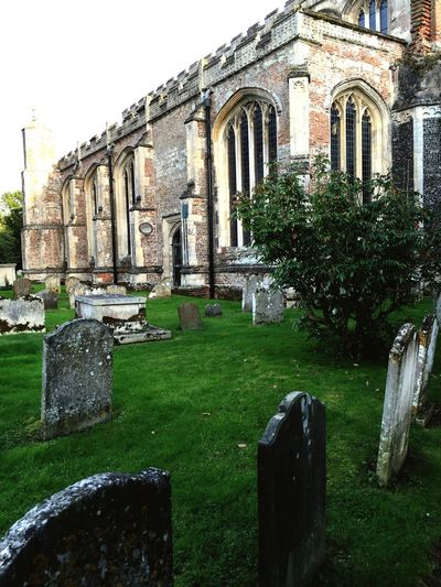Old Church Vintage England