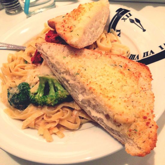 Chicken Alfredo Pasta Serendipity In My Mouf