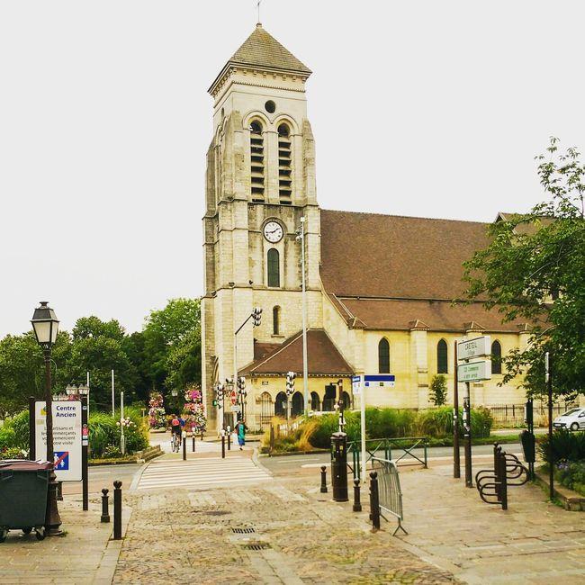Créteil Église