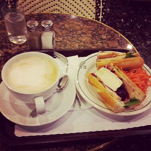 Cafemocca Itsnoteventhanksgiving Turkeysandwhich SF