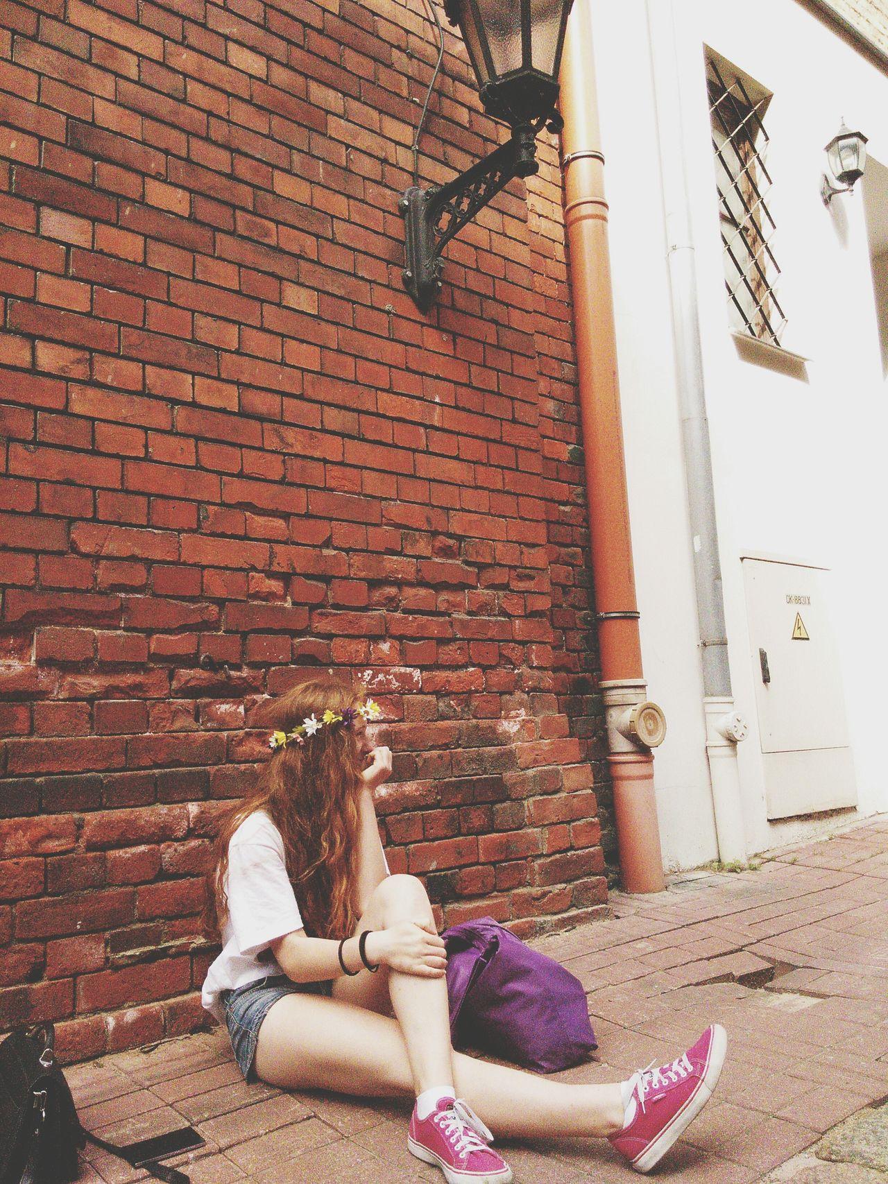 Old Riga OldRiga Riga Ginger Girl