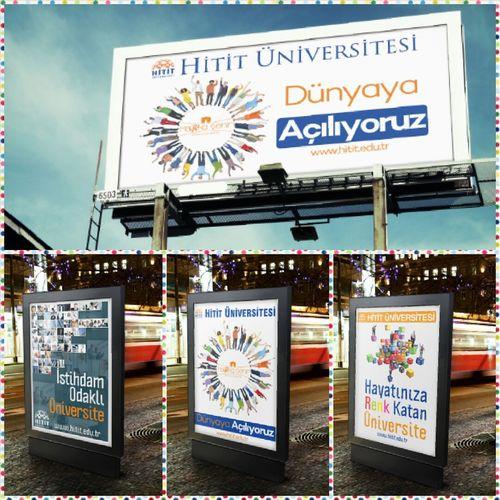 Hitit University Advertising Istanbul Turkey izmir bursa kayseri samsun ankara kahramanmaras mersin corum ??????