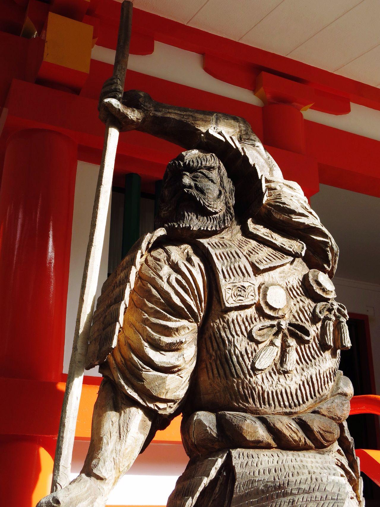 Shrine Shinto Shrine Hayatamataisya Wakayama Japan Benkei 武蔵坊弁慶 新宮 速玉大社