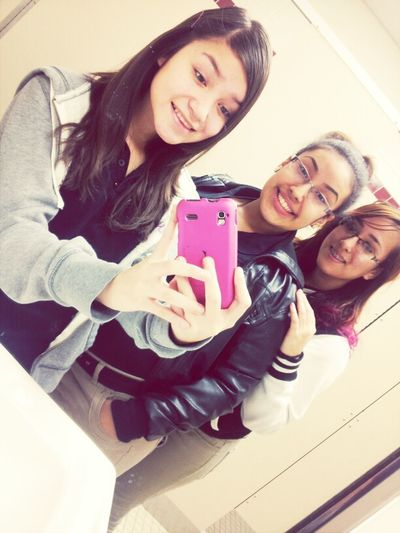 with my females ♥ (x
