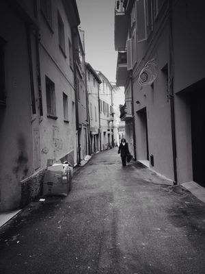 blackandwhite in Rimini by Andrea_Valeriani