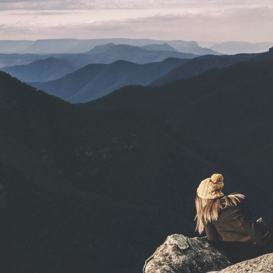 Beautiful stock photos of outdoors, Beauty In Nature, Blond Hair, Getting Away From It All, Jacket