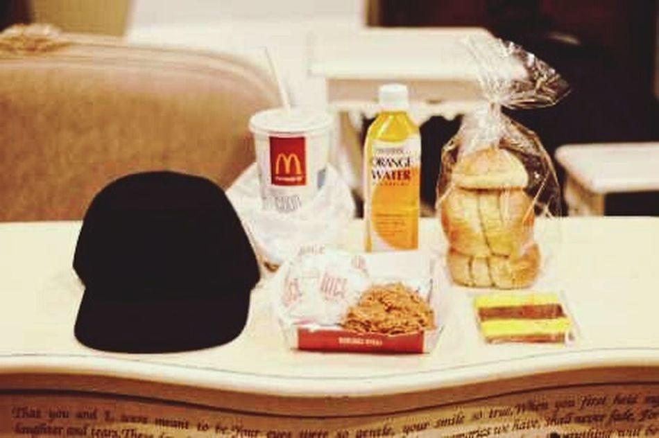 Lunch 🍴 Relaxing Eating McDonald's