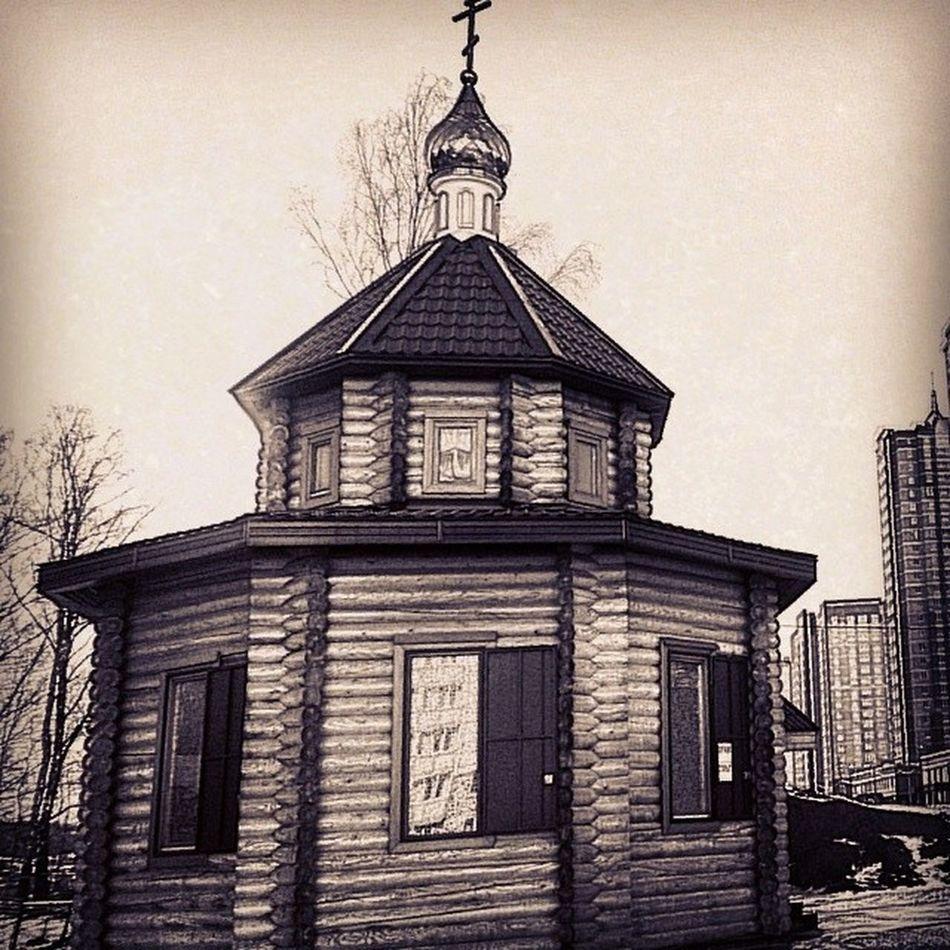 Church Faifh Architecture History bw