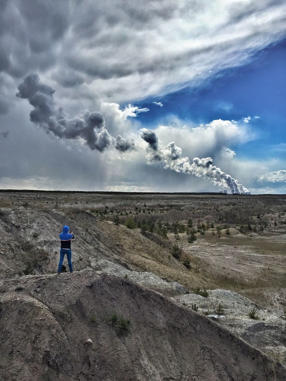Earth day Earth Earthday Energy Coalmine Coal Power Plant Coal Braunkohle Renewable Energy Sustainability Human Meets Technology