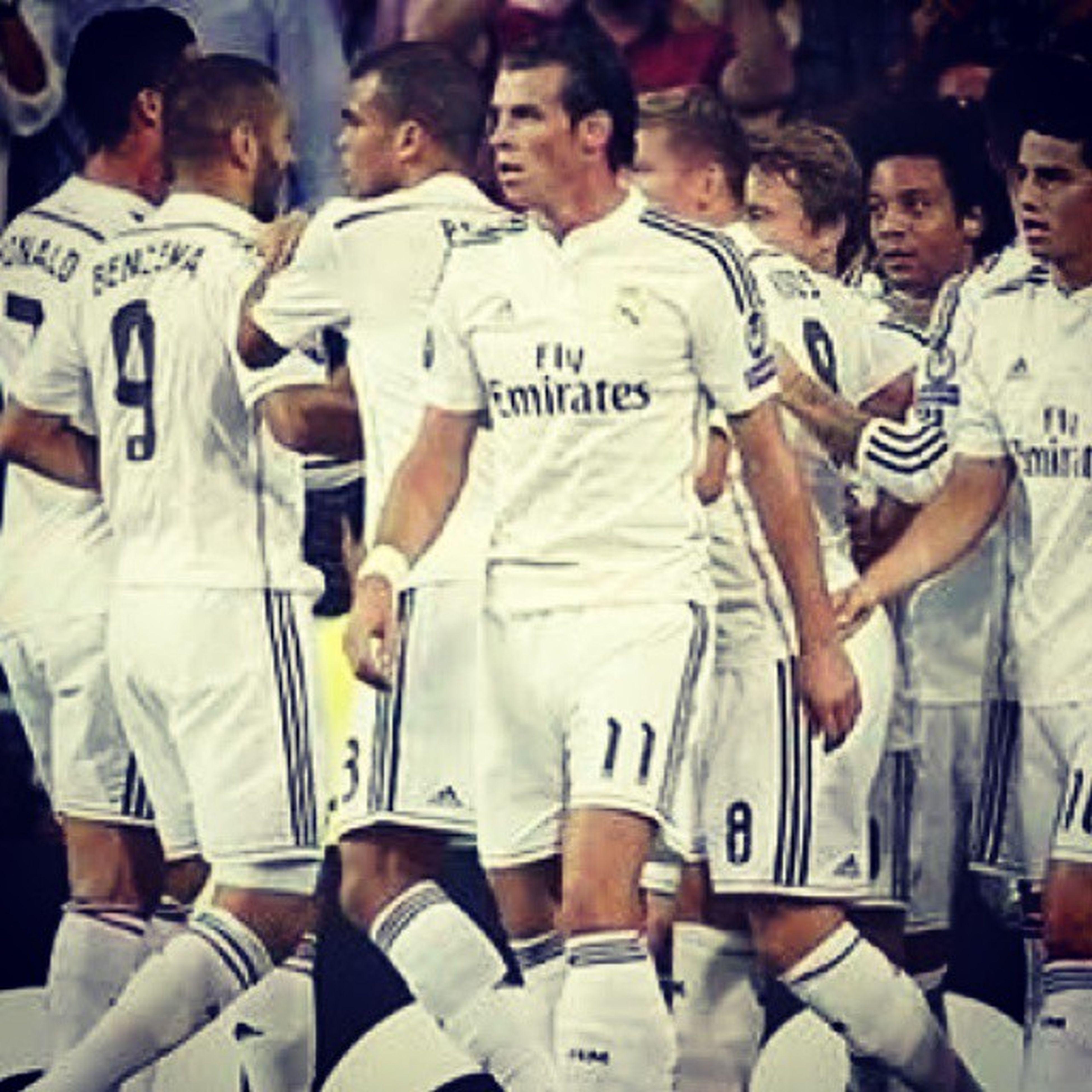 بداية موفقة للملوك ... Realmadred Ronaldo Chambions_leage