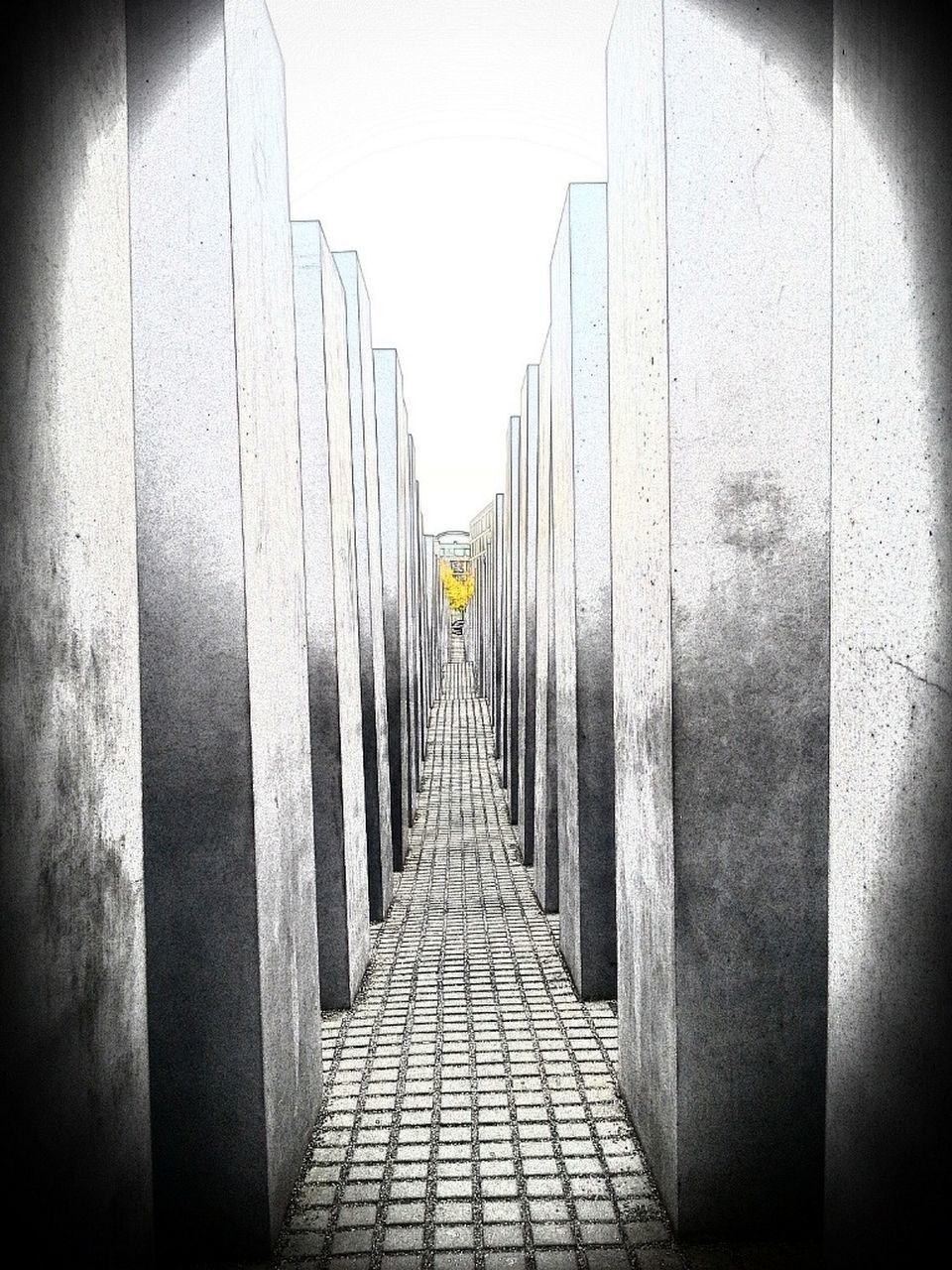 day, the way forward, no people, memorial, outdoors, built structure, architecture