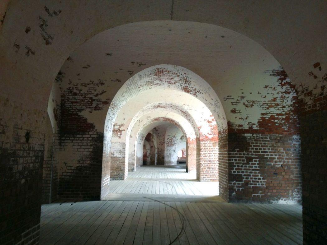 Fort Fort Pulaski Divearchitecture RuralTreasures