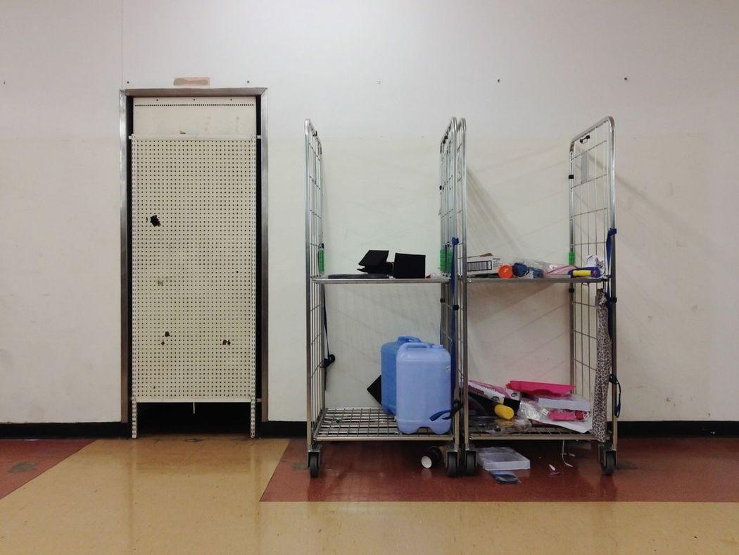 End of trade Kmart Footscray