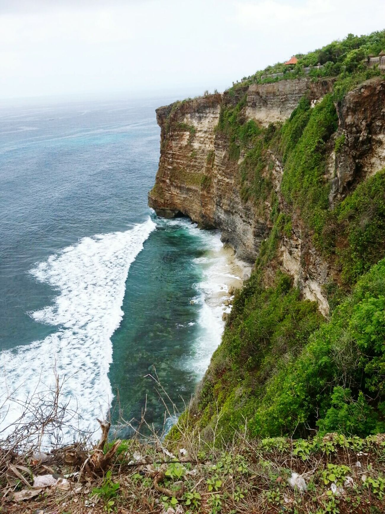 While in Bali... Ocean On A Cliff Beautiful Bali Today's Hot Look Check This Out Hi!
