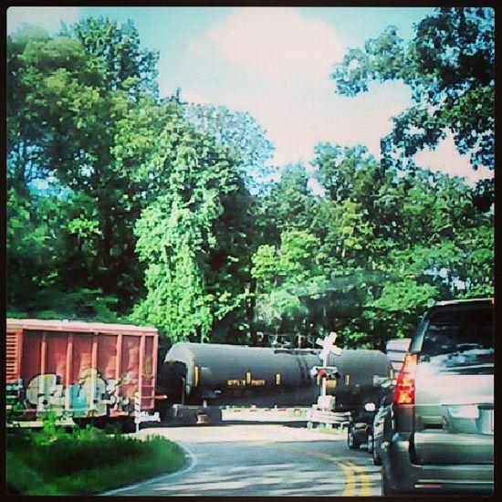 Train Omw Work Ofcourse pretty