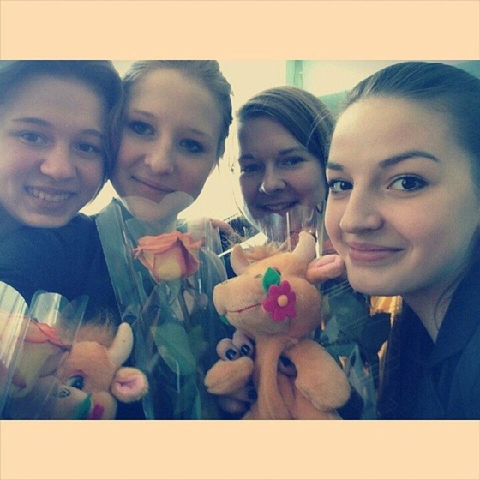 Винкс ♥ Винкс подарки текна Муза роксилейлабічкишколатпшкифотка_с_любиміми @naumova010101