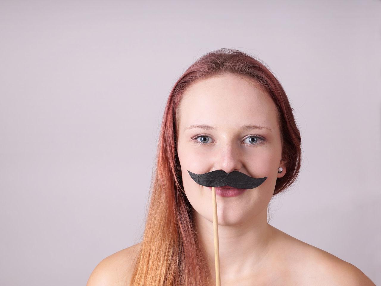 Beautiful stock photos of schnurrbart,  18-19 Years,  Blond Hair,  Caucasian Ethnicity,  Fashion